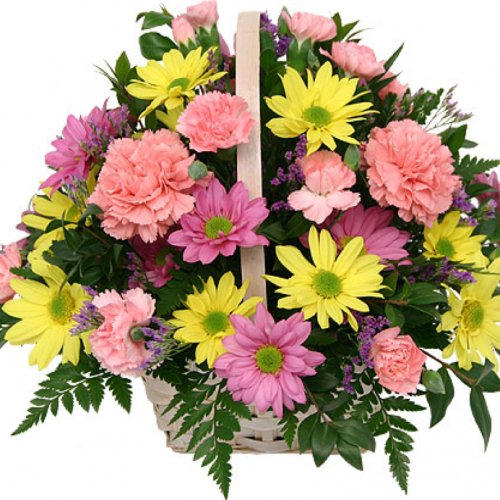 Image of the Fresh like Springtime bouquet