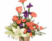 Image of the Celebrate a New Year floral arrangement