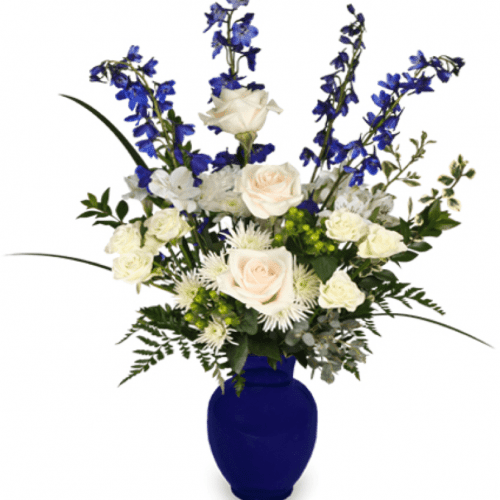 Image of the Chanukah bouquet