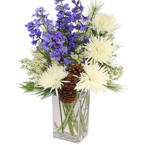 Image of the Twas the Night floral arrangement