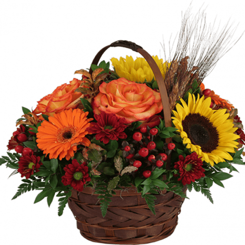 Image of the Autumn Adventure floral arrangement