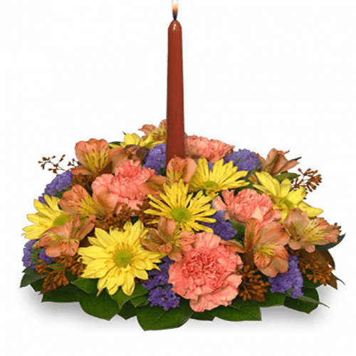 Image of the Grateful Expression floral arrangement