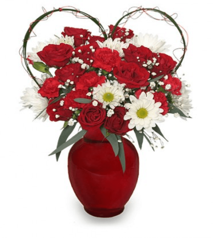 Image of the Because I Love You bouquet