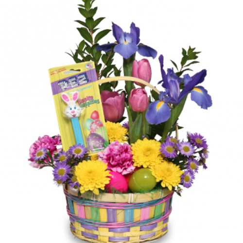 Image of the Easter is on it's Way basket