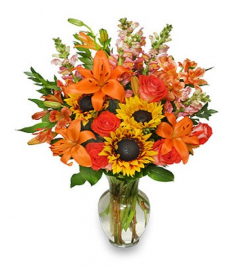 Image of the Fall Flower Gala