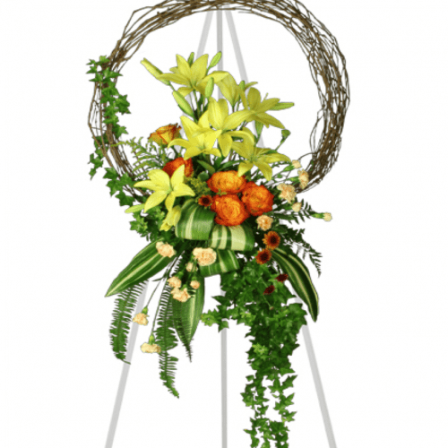 Image of the Garden Pathway floral arrangement