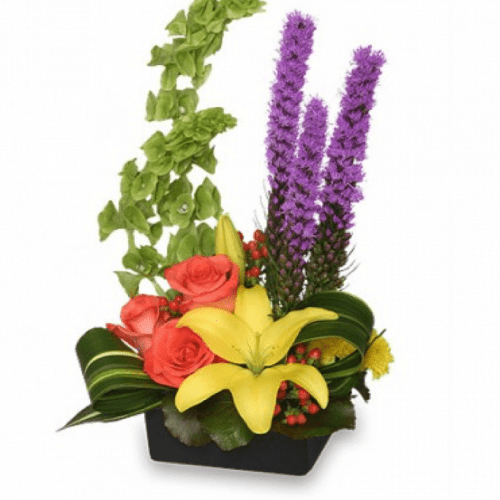 Image of the Happy Father's Day arrangement