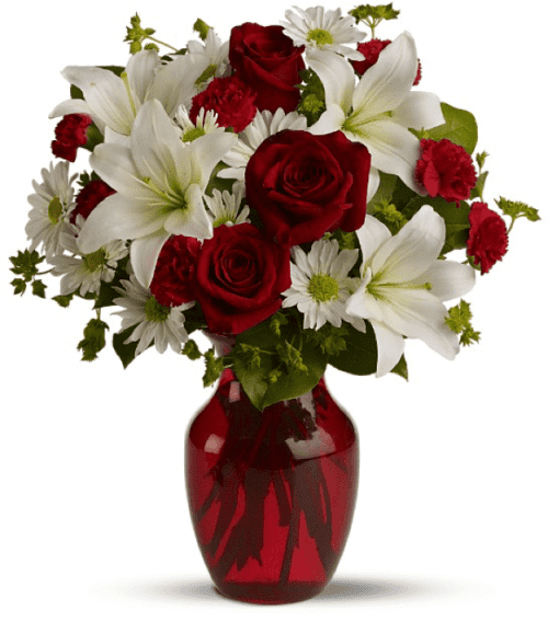 Image of the Lavish Love Bouquet