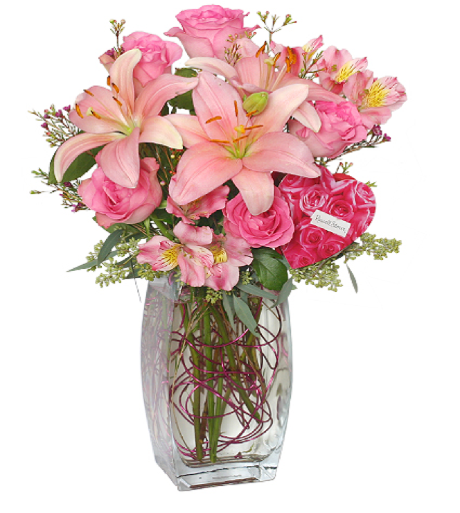Image of the Loving You Sweetly bouquet