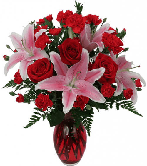 Image of the P.S. I Love You bouquet