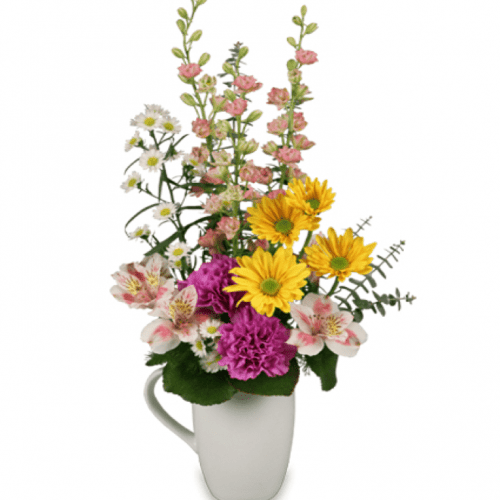 Image of the Perk Me Up floral arrangement