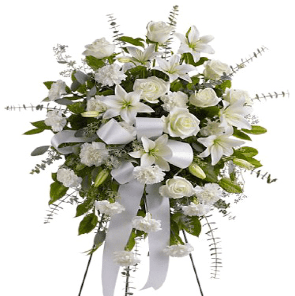 Image of the Serenity floral arrangement