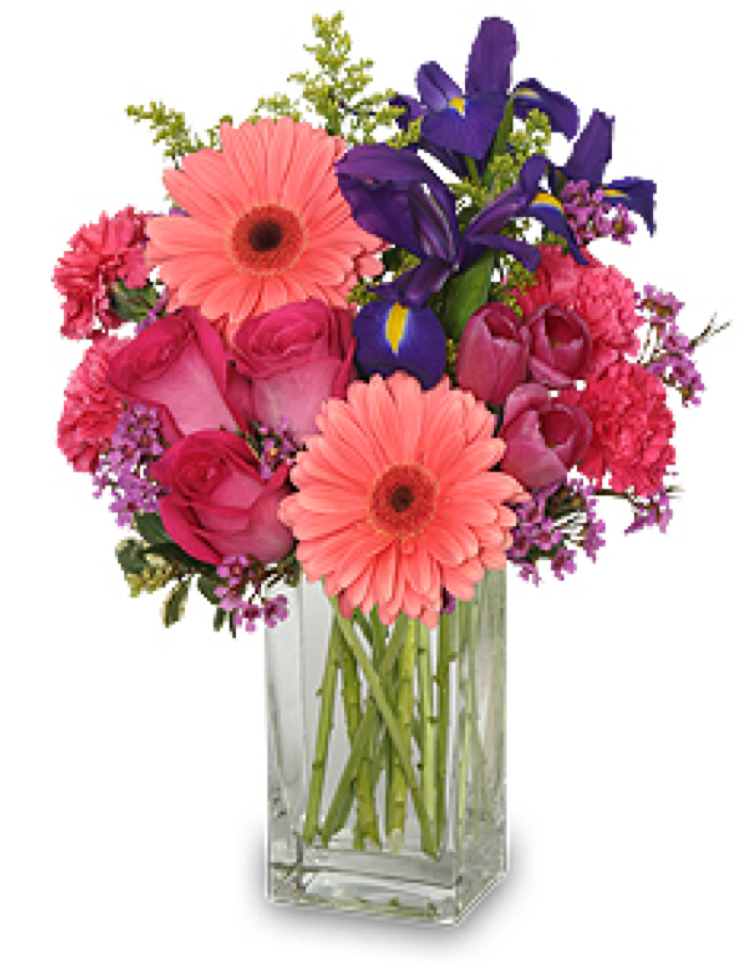 Image of the Suddenly Spring bouquet