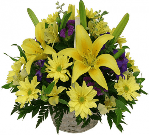 Image of the Sunny Flower Patch bouquet