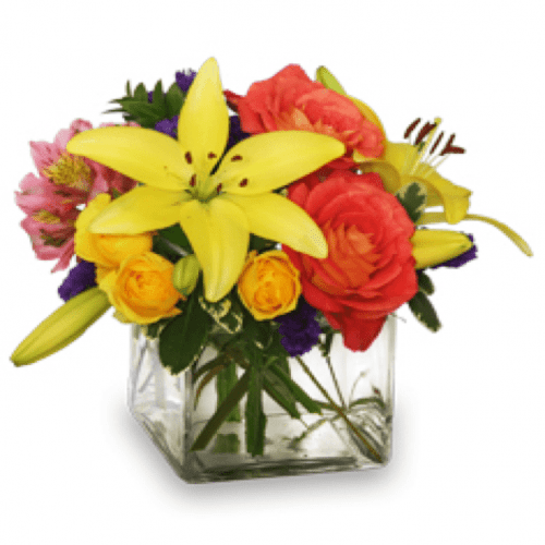 Image of the Sweet Success floral arrangement