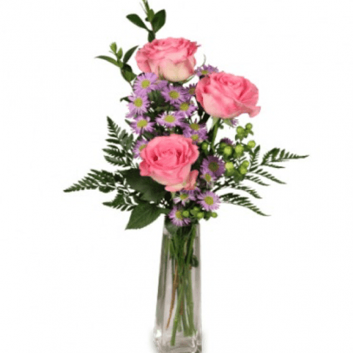 Image of Three's a Charm bouquet